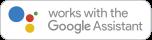 Funktioniert mit Google Assistant