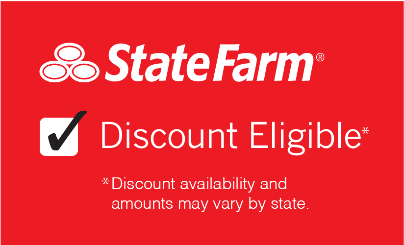 State Farm discount eligible