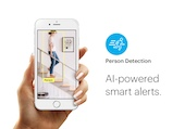 Canary View with person detection and AI-powered smart alerts.