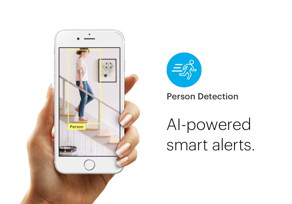 Canary View - Smart HD Security Camera